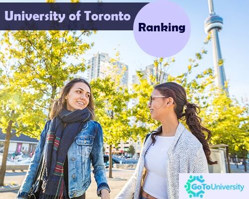 University of Toronto Canada Latest Ranking